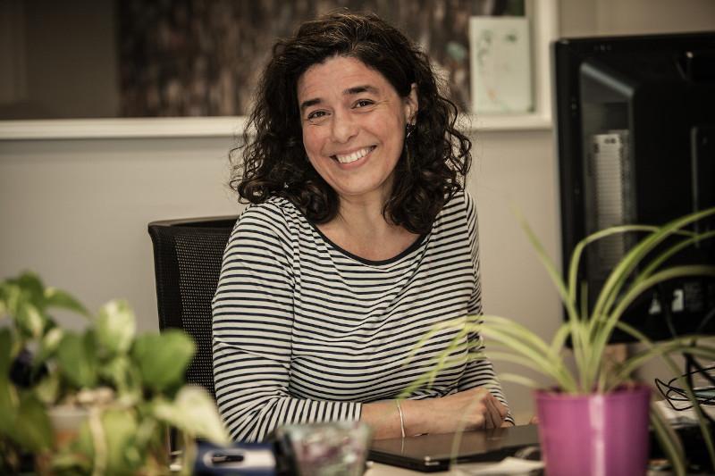 Foto de la entrada:Pilar Orenes será nuestra nueva directora general