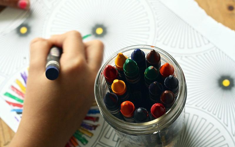 Foto de la entrada:9 beneficios del arte para los niños y niñas