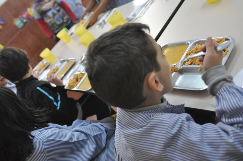 La Fundación Mapfre colabora con nuestro programa de becas comedor