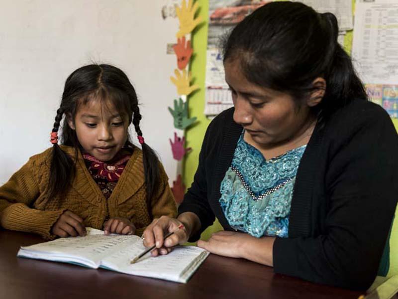 Foto de la entrada:Lenguas indígenas: la importancia de su preservación
