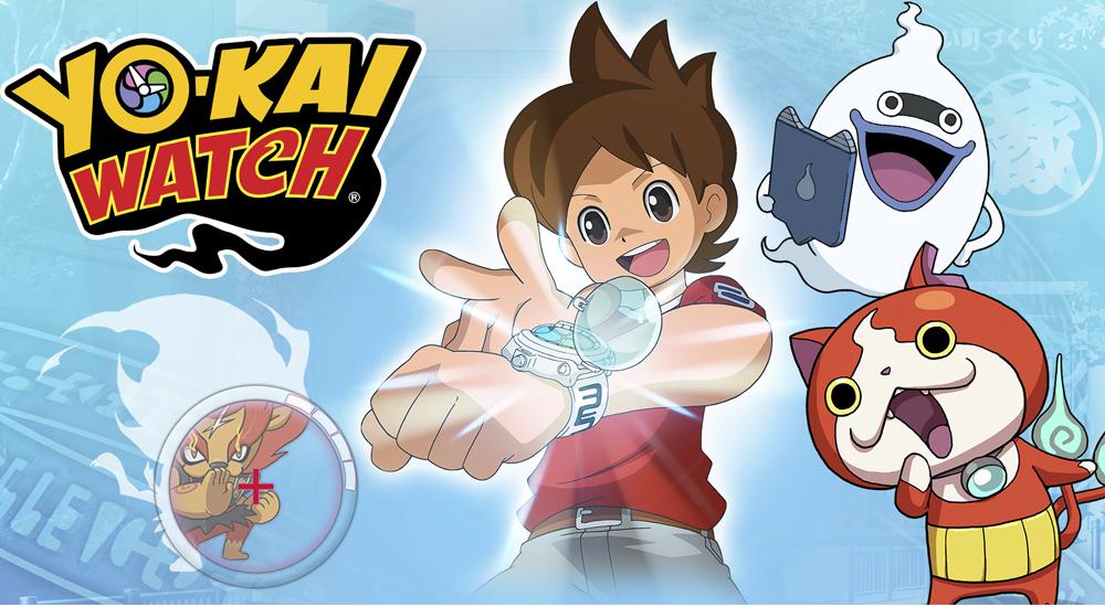 ¿Qué es Yo-Kai Watch?