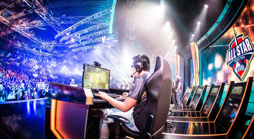 Foto de la entrada:¿Qué son los eSports?