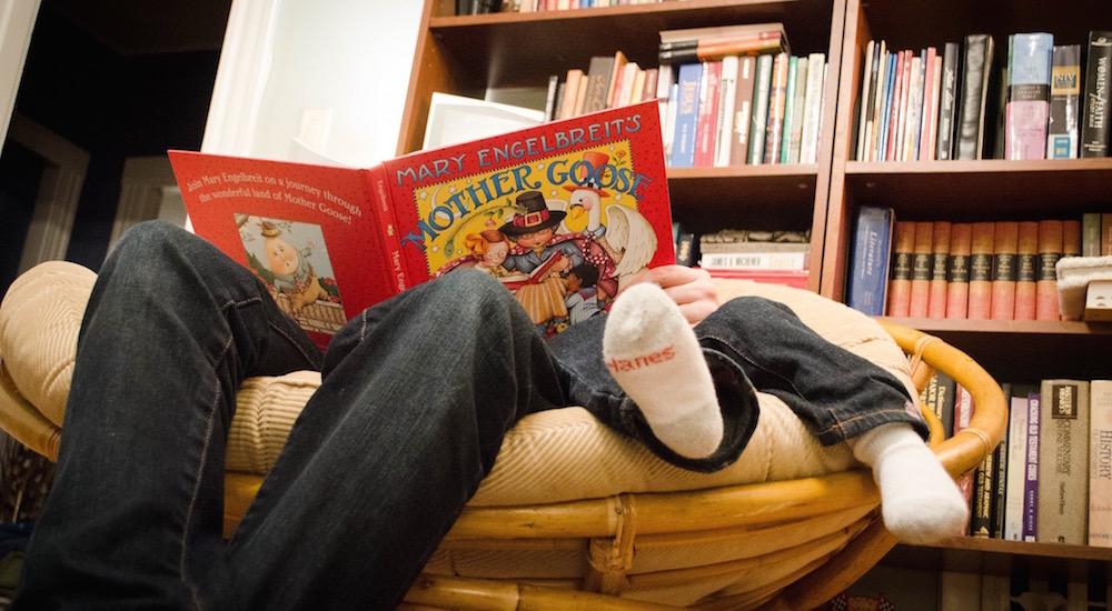 Image post Por que deberías leer a tus hijos en voz alta
