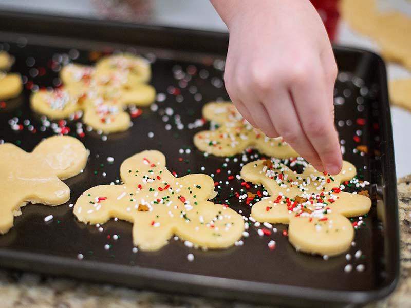 Recetas de navidad que puedes cocinar con tus hijos e hijas