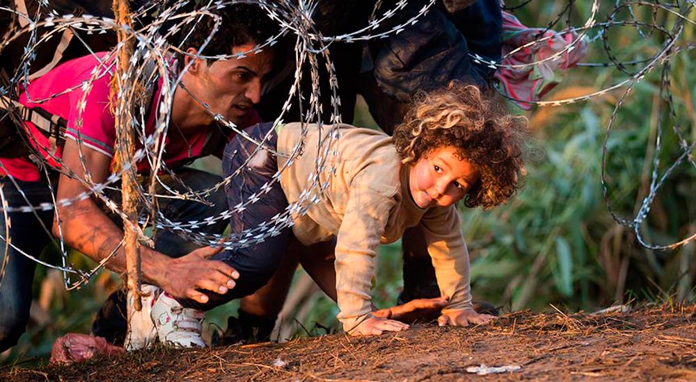 Crisis de refugiados en Europa: no más muertes, no más huérfanos