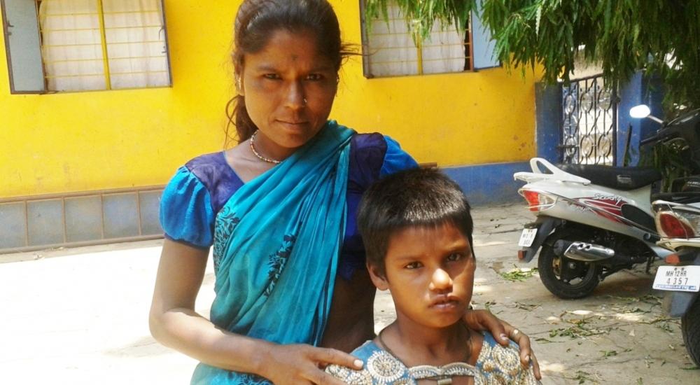 Reshma ya no vive en la calle