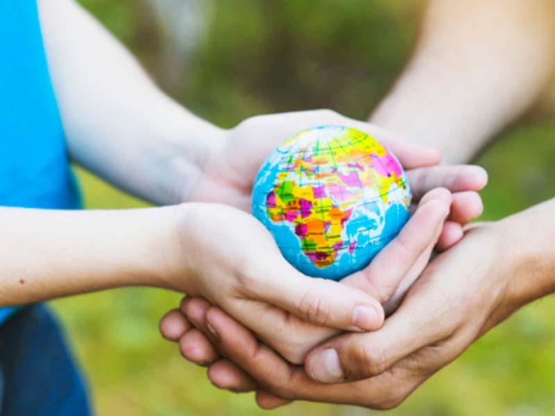 ¿Qué puedes hacer para salvar el mundo?