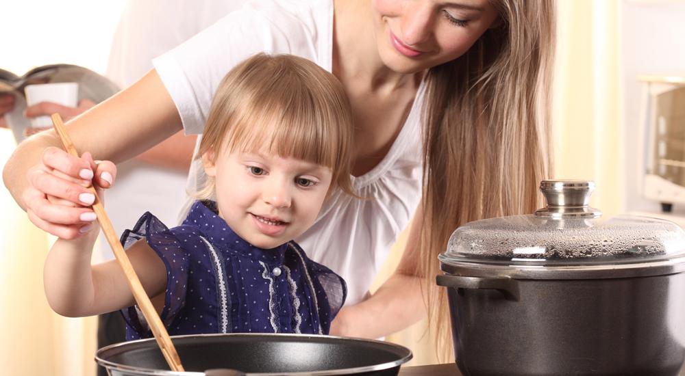 9 consejos para tener una cocina limpia y saludable