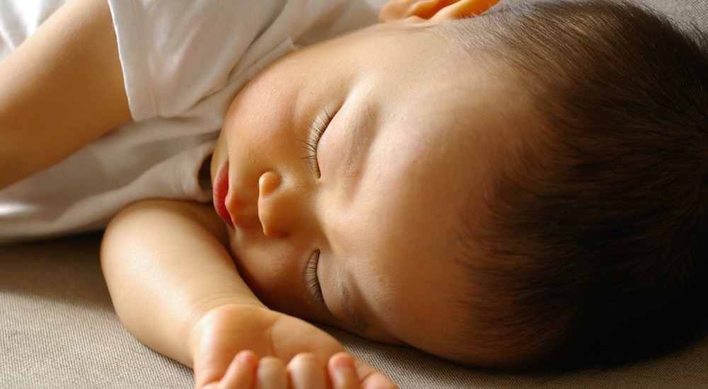 La mejor manera de dormir a tu bebé