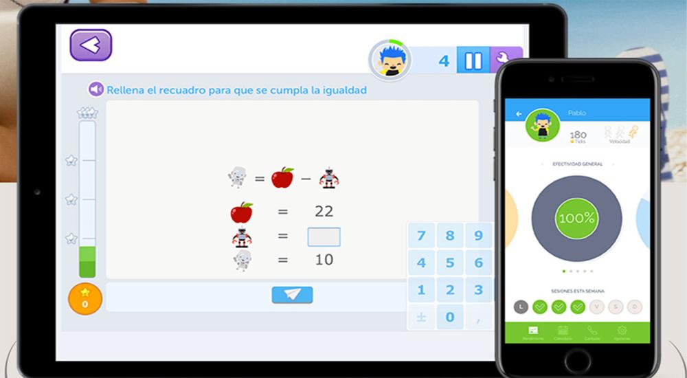 Foto de la entrada:Smartick, el método online español para aprender mates