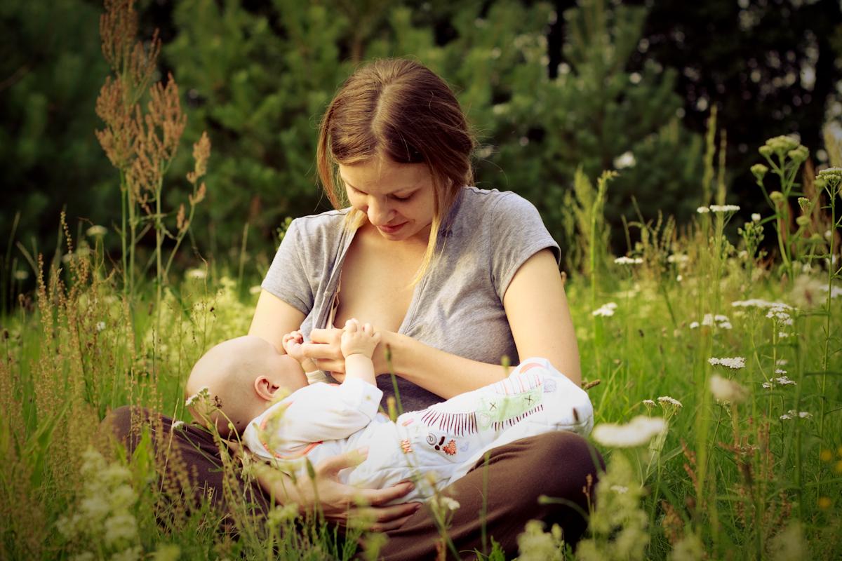 Feliz Semana Mundial de la Lactancia Materna