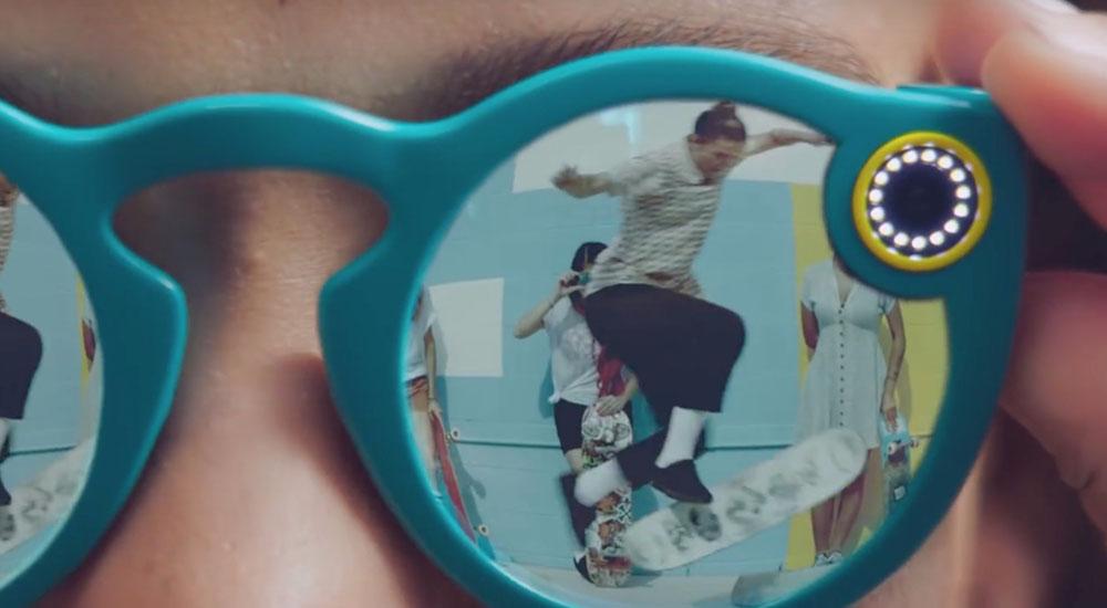 Image post Spectacles, lo que tus hijos aún no saben de Snapchat