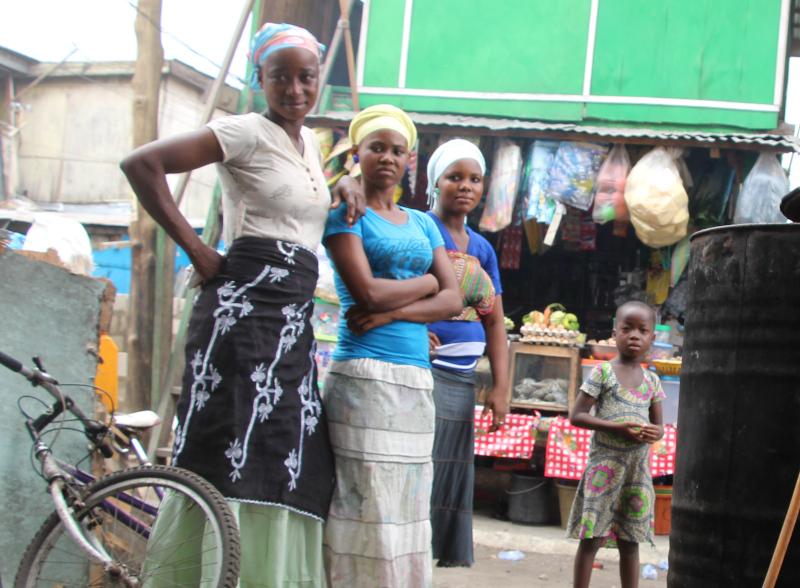 Foto de la entrada:Son niñas, pero trabajan como empleadas domésticas