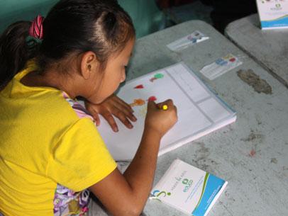 becas ella, Guatemala