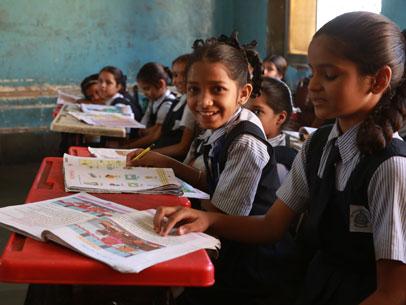 niños, escuela filipinas