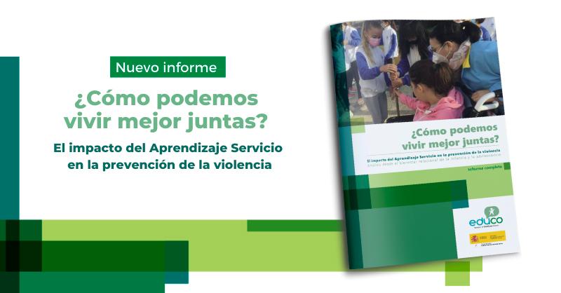 Foto artículo:La prevención de la violencia a través de la Educación: Aprendizaje Servicio