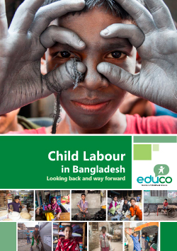 Child labour in Bangladesh: looking back and way forward