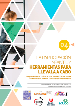 La participación infantil y herramientas para llevarla a cabo