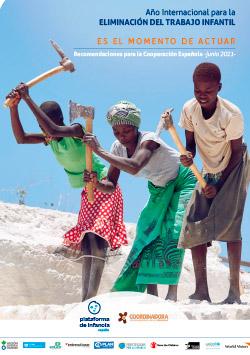 Año Internacional para la Eliminación del Trabajo Infantil: es el momento de actuar