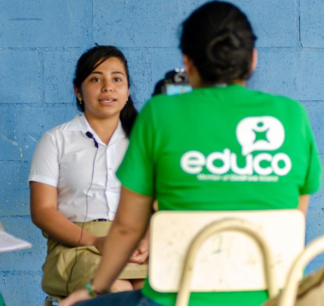 trabajadores de educo