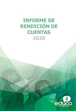 INFORME DE RENDICIÓN DE CUENTAS 2020