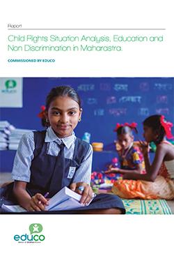Análisis Situacional de los Derechos de la Infancia en material de Educación y No-Discriminación en Maharashtra, Indi