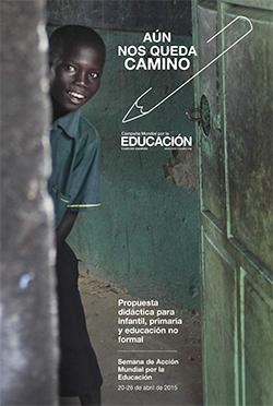 Campaña Mundial por la Educación: Propuesta Didáctica para Infantil, Primaria y Educación No Formal (3-12 años)