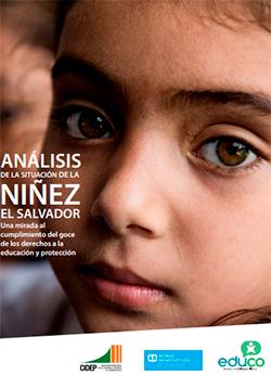 Análisis Situacional de Derechos de la Niñez de El Salvador