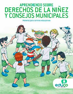 Aprendiendo sobre derechos de la niñez y consejos municipales