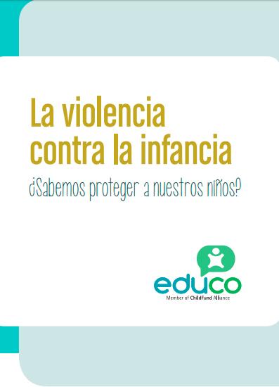 """""""La violencia contra la infancia. ¿Sabemos proteger a nuestros niños?"""""""