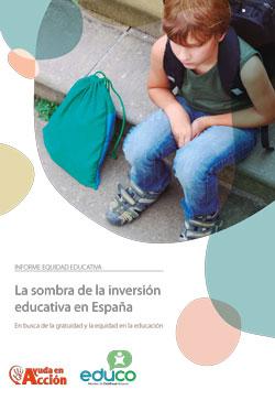 Educación equitativa en España