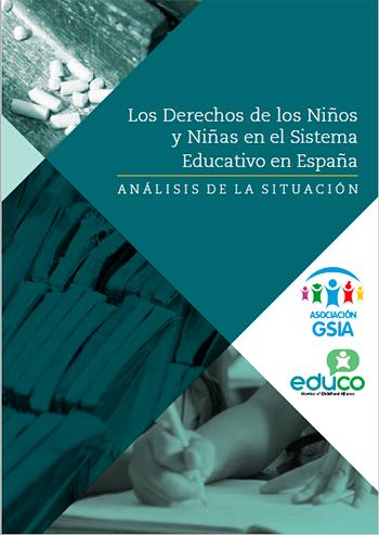Los Derechos de los Niños y Niñas en el Sistema Educativo español.