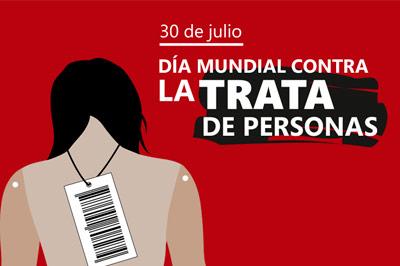 Foto artículo:En el Día Mundial contra la Trata